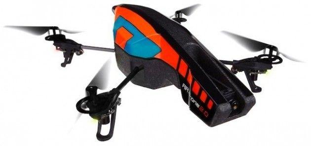 [CES 2012] Parrot AR.Drone 2.0, ahora con cámara HD 33