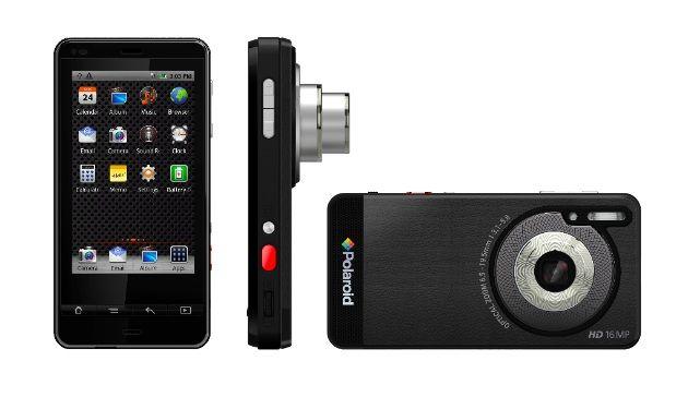 Polaroid SC1630, sinergia Android y cámara compacta