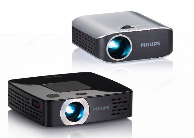 Nuevos picoproyectores Philips PicoPix PPX2480 y PPX2055