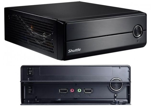 Shuttle XH61 Slim PC, Sandy Bridge llega al miniPC de Shuttle