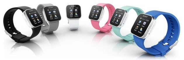 smartwatch pp colorwristband all 630x205 Sony SmartWatch, el complemento perfecto para tu smartphone Android