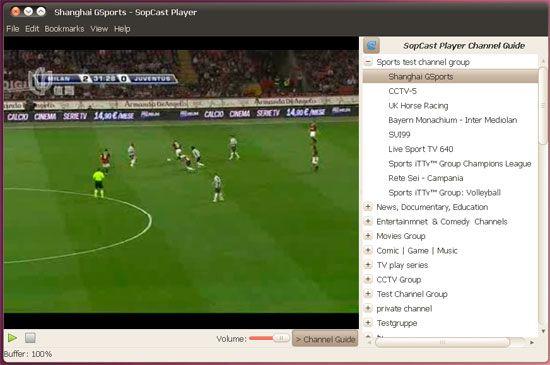 Guía práctica para ver el fútbol gratis por Internet 40