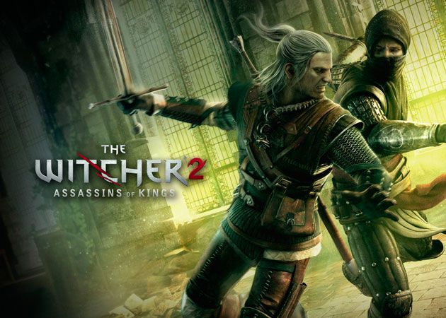 The Witcher 2 para Xbox 360 a la venta el 17 de abril