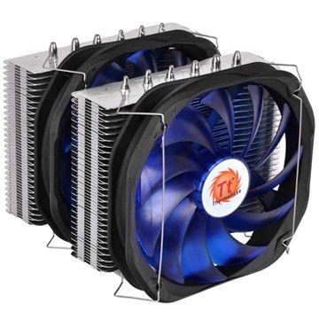 Thermaltake Frio Extreme, masivo disipador de CPU multiplataforma