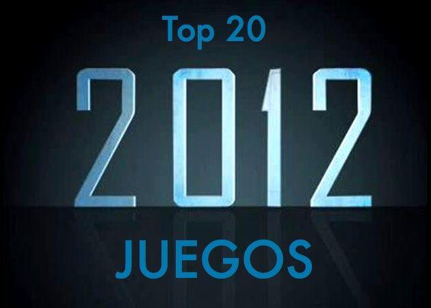 Los 20 juegos que esperamos en 2012