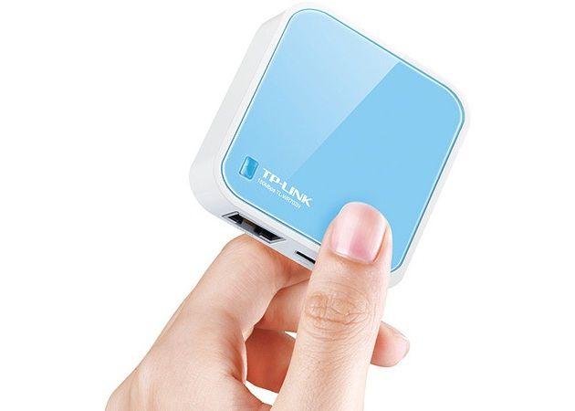 El router Wi-Fi más pequeño del mundo: TP-LINK TL-WR702N