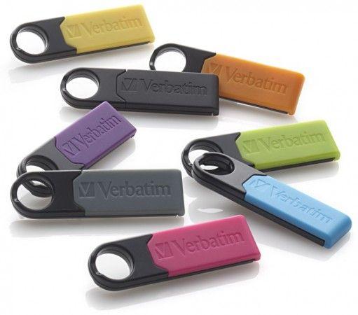 Pendrives Verbatim Store 'n' Go Micro USB Drive Plus