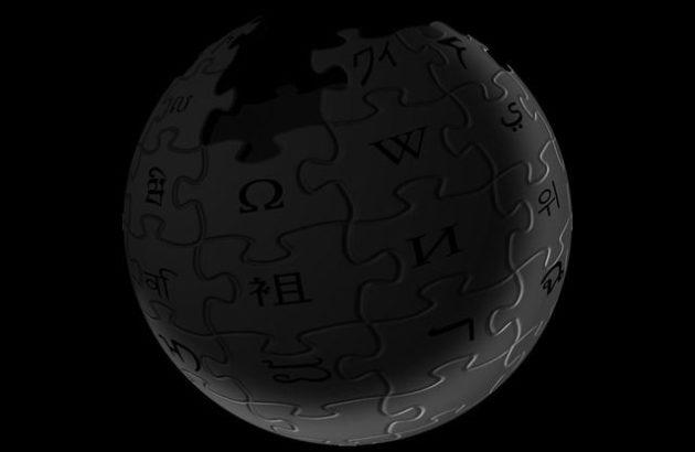 Apagón en Wikipedia el 18 de enero como protesta ante la SOPA y la PIPA