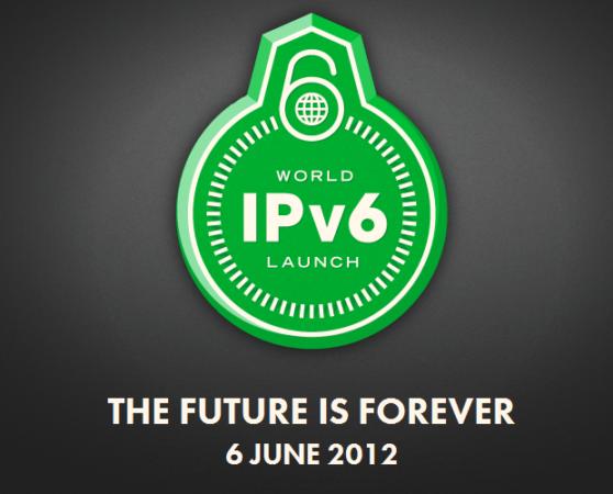 Facebook, Google, Bing y Yahoo activarán IPv6 el 6 de junio de 2012