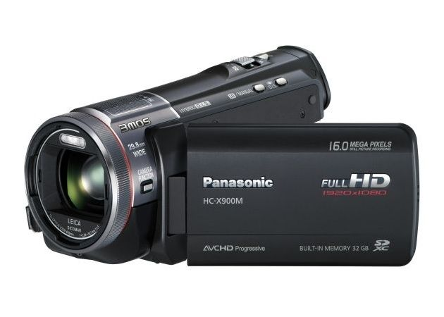 Nuevas videocámaras 3MOS de Panasonic: HC-X900, HC-X900M y HC-X800