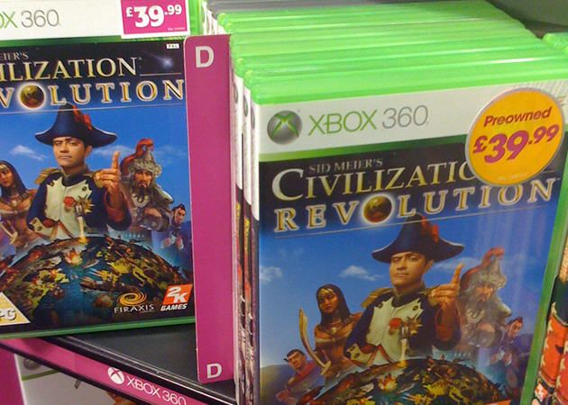 La Xbox 720 podría rechazar juegos usados