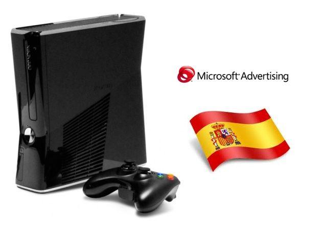 Xbox 360 en España, Microsoft saca pecho y quiere mostrar publicidad en ella