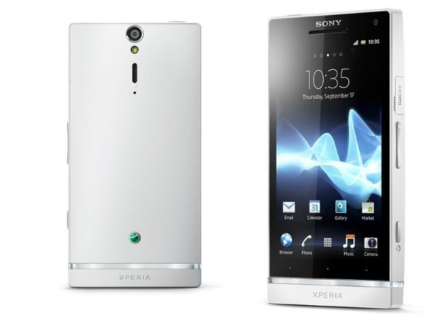 xperia s [CES 2012] Sony Xperia S, supersmartphone Android con NFC