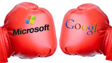Google se defiende de los problemas de privacidad que indicaba Microsoft