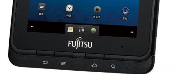 Fujitsu lanza nuevo tablet Android de 7 pulgadas, Fujitsu MC350