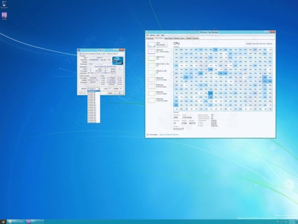 Primeras pruebas del procesador Intel Ivy Bridge-EP con 10 núcleos 28