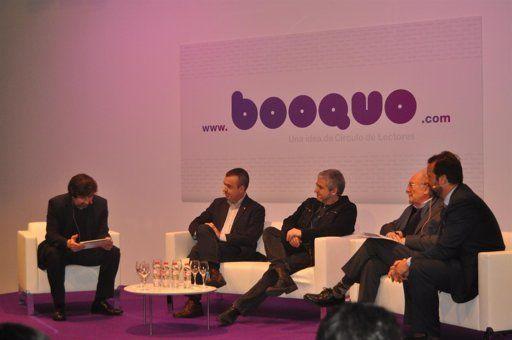 Booquo, la plataforma on-line de distribución de contenidos de Círculo de Lectores