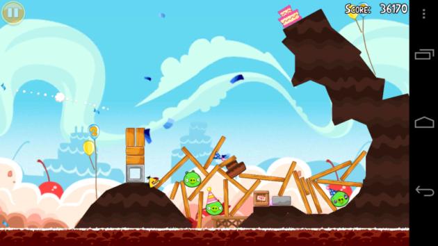 Angry Birds celebra su segundo cumpleaños con 15 nuevos niveles para Android 29