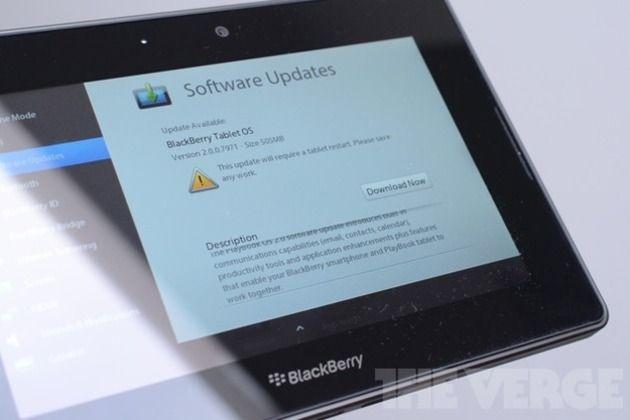 PlayBook OS 2.0 verá la luz hoy, nuevo sistema operativo para el tablet RIM 32