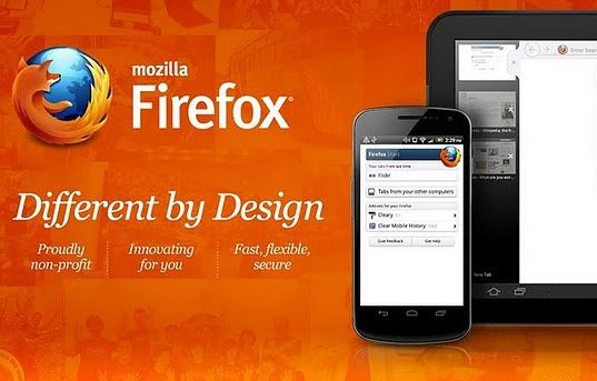 Firefox 10 llega a Android