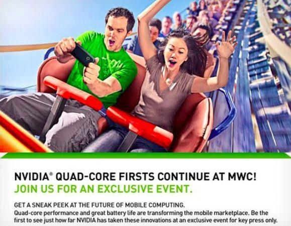 NVIDIA confirma la presencia de smartphones quad-core en MWC 2012