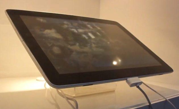 Huawei MediaPad 10FHD, tablet gama alta en MWC 2012