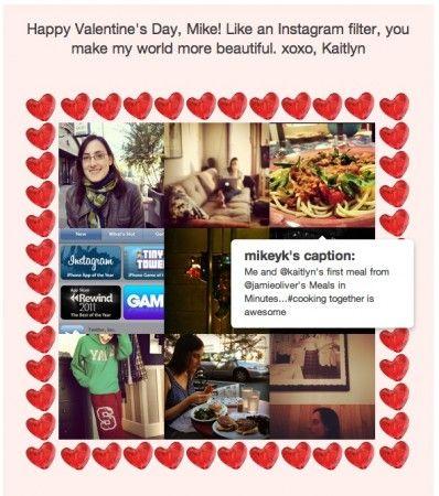 Lovestagram, Instagram para San Valentín 31