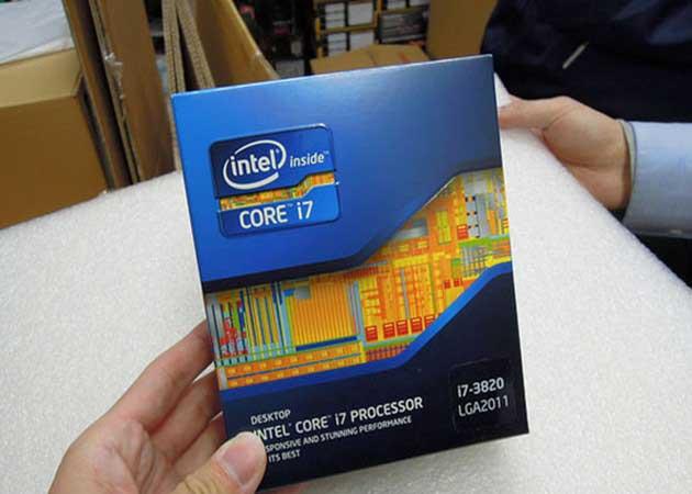 Disponible el micro más barato Sandy Bridge-E de Intel