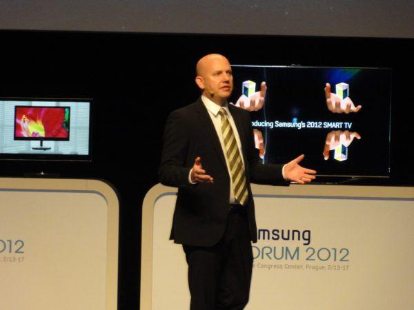 Samsung ES9000, televisión Super OLED de 55 pulgadas