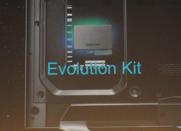 Samsung apuesta en 2012 por las TVs actualizables