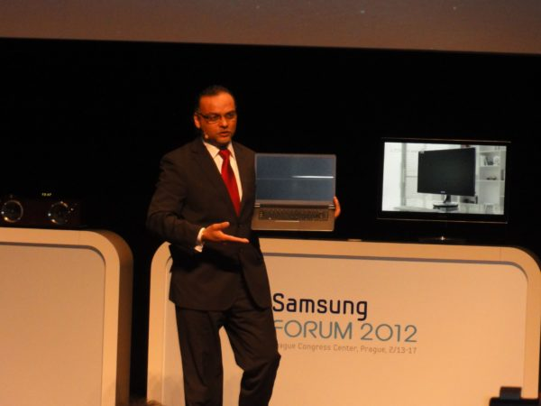 Samsung Series 9 y Series 5 Ultra llegan a Europa