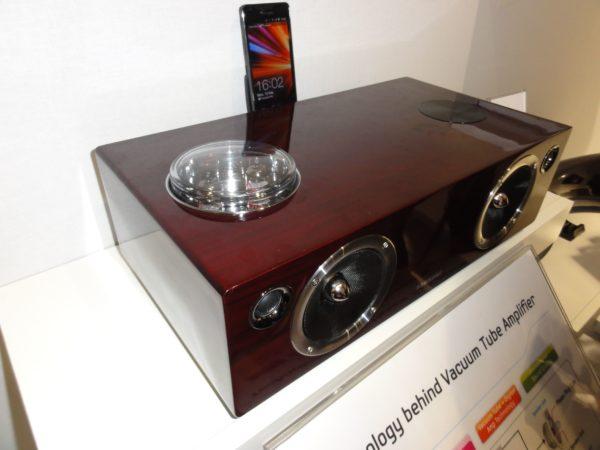 Samsung DA-E750, sistema de audio 2.1 con válvulas de vacío para iOS y Android