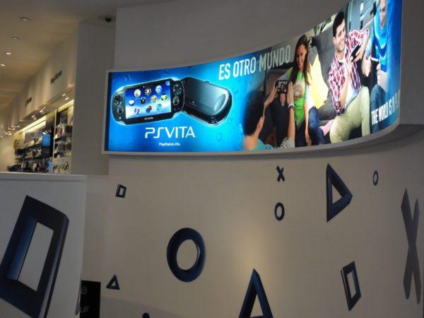 Presentación PS Vita y promociones con Vodafone