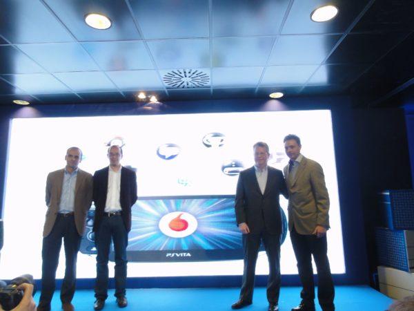 Presentación PS Vita y promociones con Vodafone 29