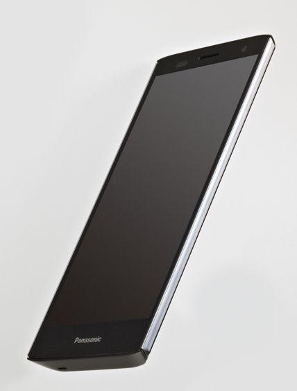 Panasonic ELUGA power, smartphone de gran formato resistente al polvo y agua
