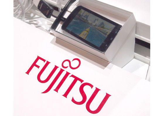Fujitsu enseña su quad-core en el MWC 2012