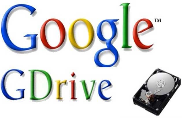 Lanzamiento inminente del servicio de almacenamiento Google Drive