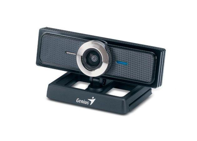Genius WideCam 1050, la webcam gran angular