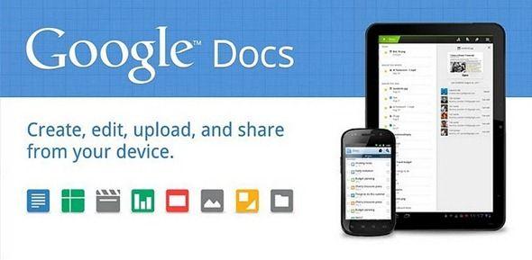 Google actualiza Docs para Android con capacidades colaborativas y OCR