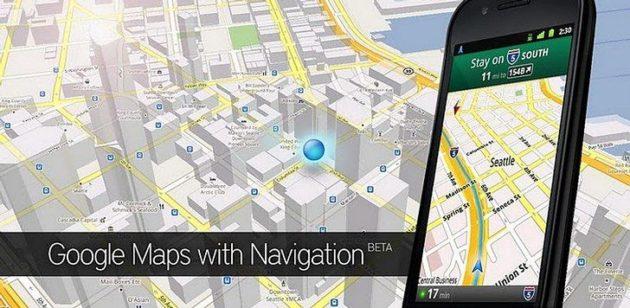 Mejoras de batería y solución de bugs en la nueva versión de Google Maps