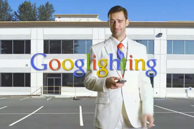 Microsoft da un hachazo a Google con su nuevo vídeo Googlighting 29
