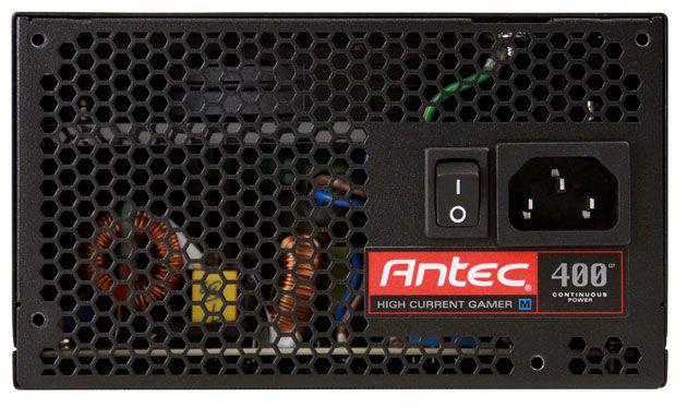 Antec presenta sus nuevas fuentes High Current Gamer M 37