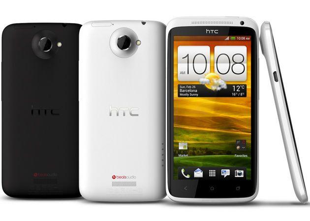 HTC presenta el smartphone One X con Tegra 3