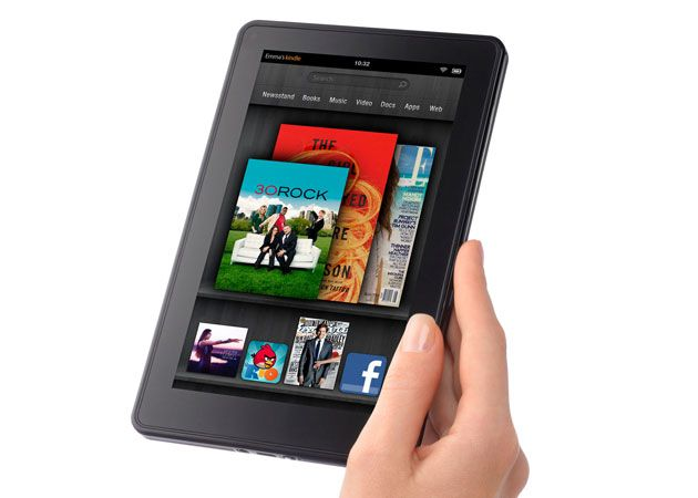 Amazon prepara su Kindle Fire 2 para antes de verano