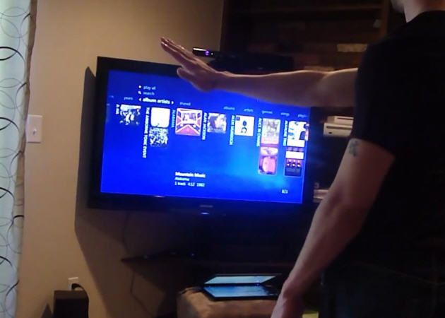 Kinect for Media Center: controla tu HTPC con gestos