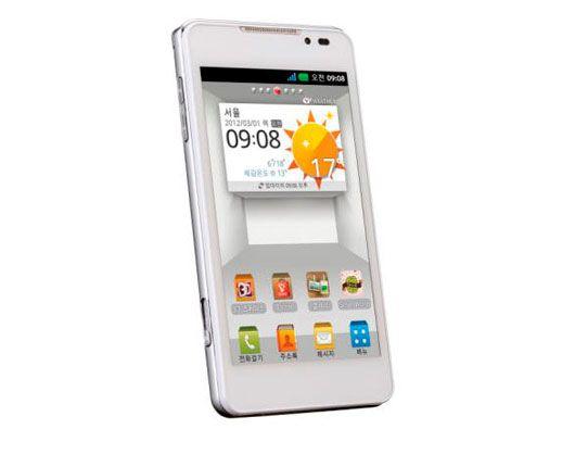 LG Optimus 3D Max, más madera para el MWC 2012