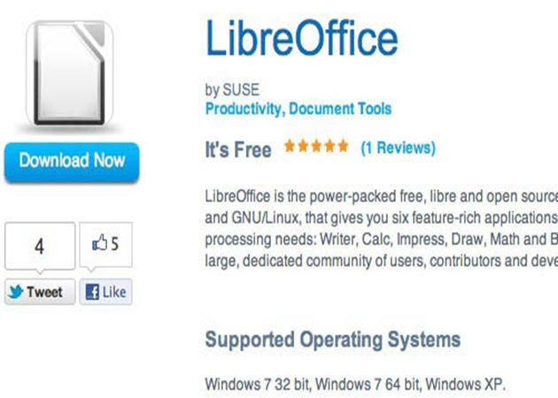 Intel distribuye y financia LibreOffice ¿Estarán contentos en Microsoft?