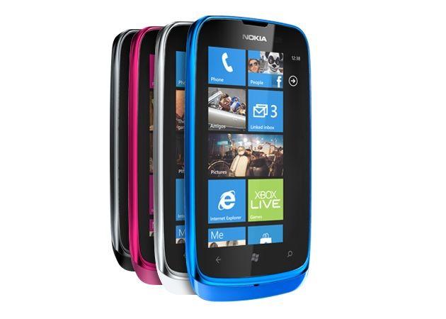 Nokia Lumia 610, Windows Phone de bajo coste