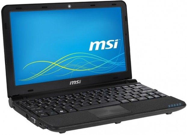 MSI Wind U180, primer netbook con Intel Cedar Trail