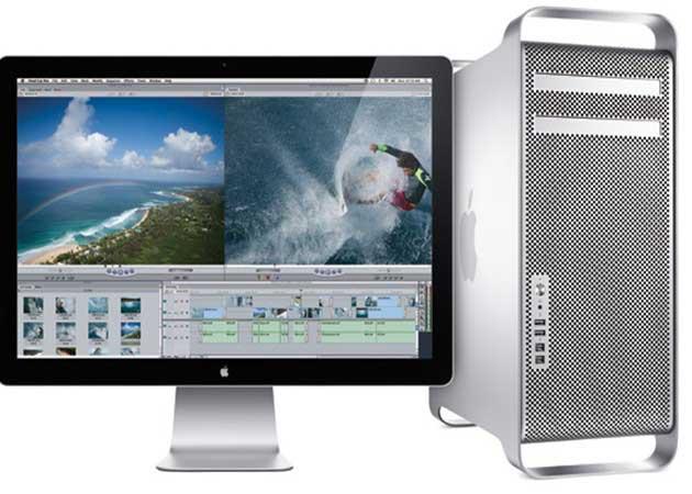 Los Mac Pro montarán GPUs NVIDIA Kepler para aprovechar su potencia GPGPU